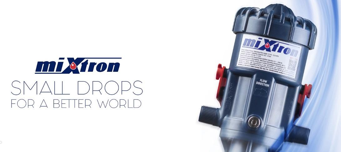 MIXTRON - Dosificadores hidráulicos