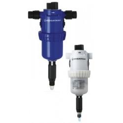 D45RE15 - Gama 4.5 m3/h  (100 l/h mín. - 4.5 m3/h máx.)