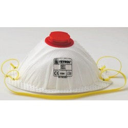CUP DUST MASK ECO 802 P2V