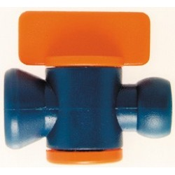 Control valve for versatile jointed hose 1/4""