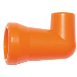 "Angle nozzle 90º ID 3,2mm, 1/4"""