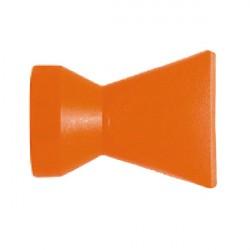 "Flare nozzle IB 27mm wide, 1/4"""