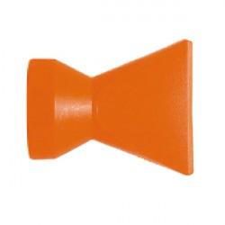 """Flare nozzle IB 32m wide, 1/4"""""""