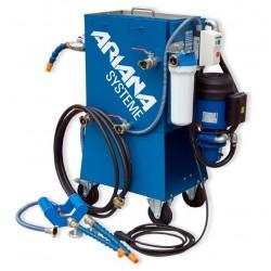 Estación de mantenimiento R-2000 para lubricantes refrigeradores