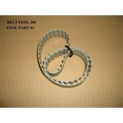 BELT FE-OL 200mm