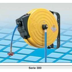 Enrollador Serie 288, 15m. Agua/aire , 20 bar