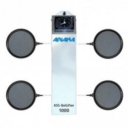 Refroidissement lubrifiants aérateur jusqu'à 1000 litres