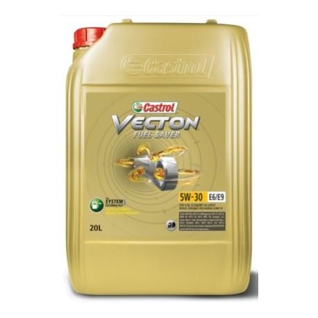CASTROL Vecton Long Drain 10W30 E6 E7 E9, 20L