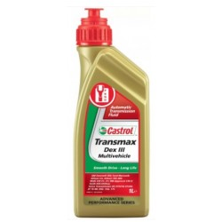Castrol Transmax DEX III Multivehicle, 12x1L