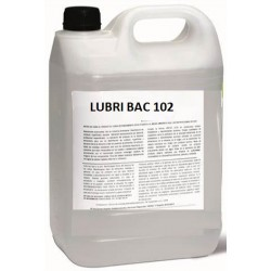 Desinfectante bacteriano - LUBRI BAC 102, 5L