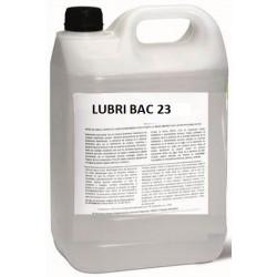 LUBRI BAC 23, 5L - Detergente desinfectante bacteriano