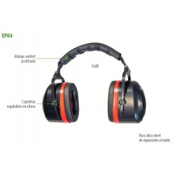 Auriculares EP04