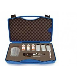 Emulsion care case without hanheld refractometer