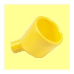 Anti-splash funnel.