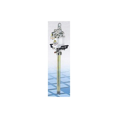 Pneumatic industrial pump of double effect, 18:1, 23 l/min