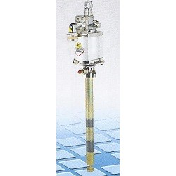Bomba neumática industrial, 75:1, 4400 g/min