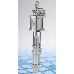 Bomba neumática industrial, 40:1, 10000 g/min