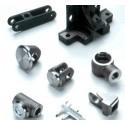 Semi-hard steel and Alloyed